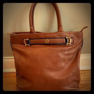 Tory Burch saddle bag
